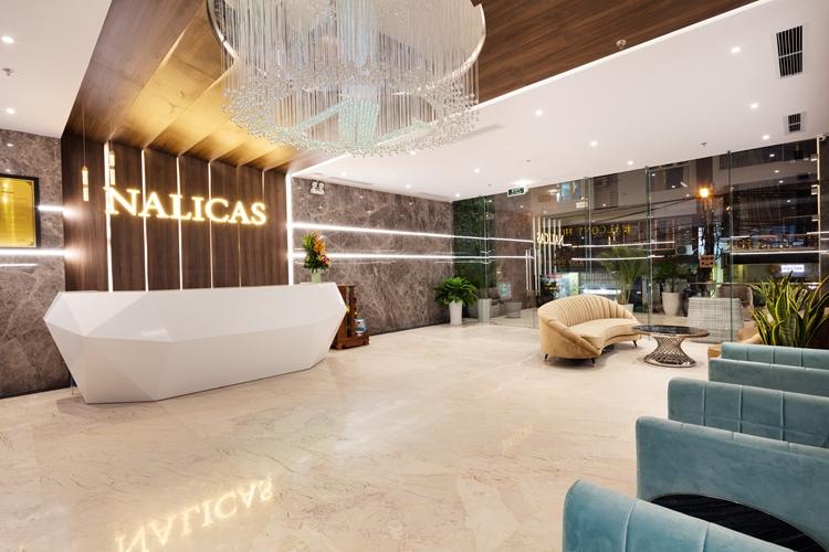 Nalicas Hotel, Nalicas Nha Trang, khách sạn NALICAS