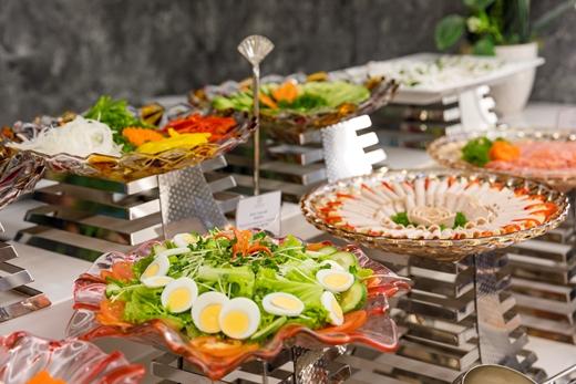 Breakfast Buffet  - nalicas buffet, nalicas hotel , nalicas nha trang